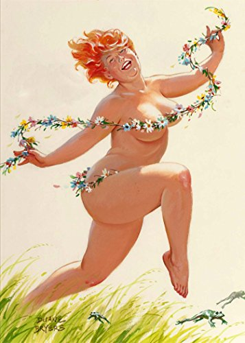 wall-calendar-2017-12pages-20x30cm-hilda-chubby-pinup-redhead-sexy-girl-vintage-pin-up