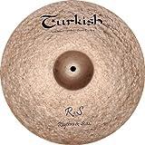 "Turkish Cymbals Rhythm&Soul Hi-Hat Becken 15"""