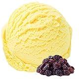 Malaga Geschmack 333 g Gino Gelati Eispulver für Ihre Eismaschine