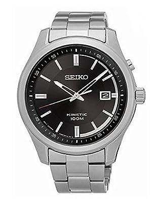 Seiko Reloj Analogico para Hombre de Automático con Correa en Acero Inoxidable SKA719P1