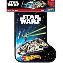 Star Wars - Calza Befana 2016 Hot Wheels