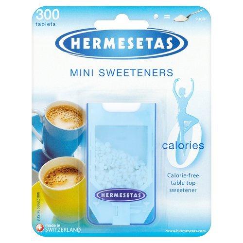 Hermesetas Original 300 Tablets (Kalorien-süßstoff)
