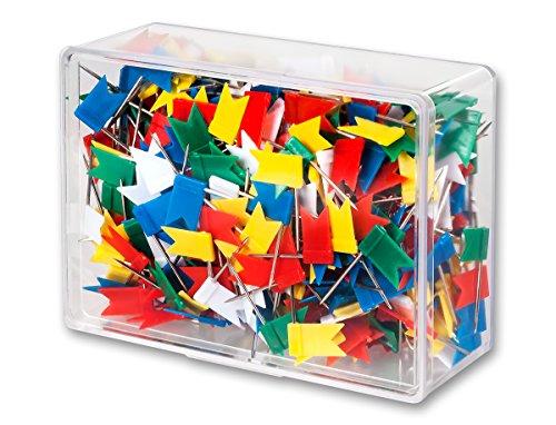 Victory Office 9950banderitas de delimitación 500unidades), varios colores