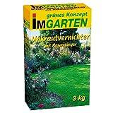 3 kg Rasendünger mit Unkrautvernichter für 100m² Premium Beckmann im Garten FREI HAUS