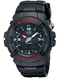 Casio G-Shock Men's Watch G-100-1BVMUR