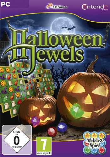 Halloween Jewels