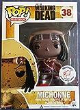 Walking Dead Exclusive Bloody Michonne Funko Pop