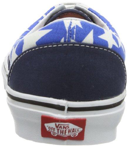 Vans  U ERA  (STARS)DRESSBLU, Vans Era Stars Dress Bleu/blanc mixte adulte Bleu - Blau ((Stars)dressblu)