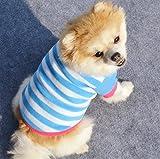 #8: Gummy Bear Dog Fleece Winter Shirt -S