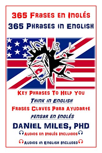 365 Phrases in English: 365 Frases en inglés (English Edition ...