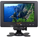 "Lilliput 667GL-70NP/H/Y 7"" LCD Portable Small Field Monitor 1080p full HD w/ HDMI, YPbPr, RCA Video Inputs for professional video cameras"