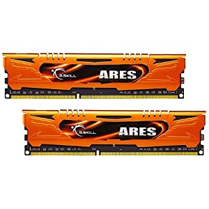 Beste 16GB DDR3 RAM Kits: G.Skill Ares 1600 CL10