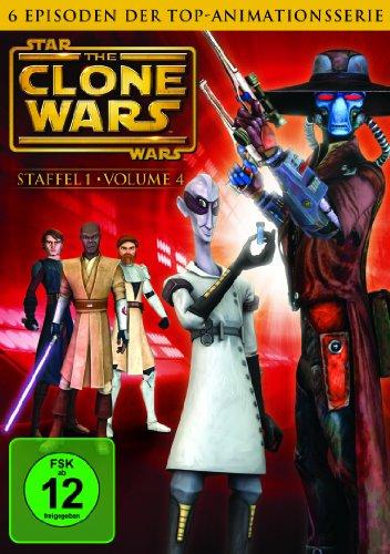 Star Wars: The Clone Wars - Staffel 1, Vol. 4 (Star Staffel Wars Dvd 1)