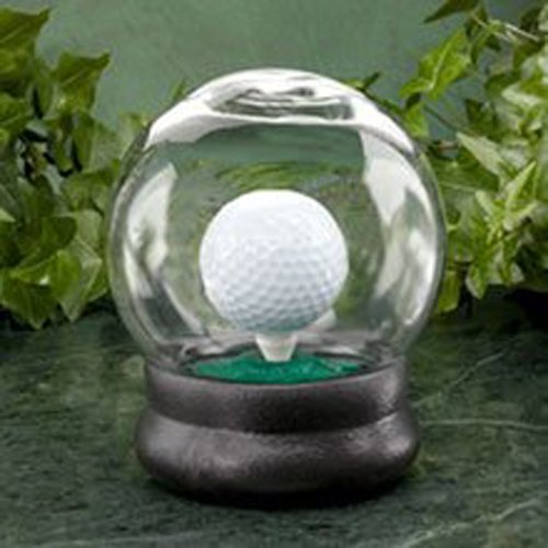 Classic Game Collection Water Globe Golf Ball by Classic Game Collection -