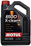 Motul 5 Liter X-clean+ C3 SAE 5W30