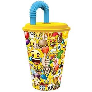 Emoji- Vaso caña Value 430ml (STOR 86630)