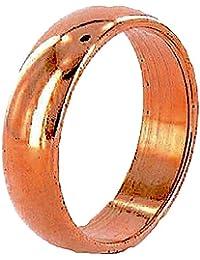 WADSON GEMS Adjustable copper Band Ring