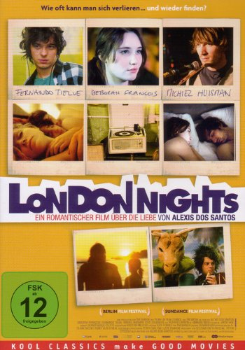 Bild von London Nights
