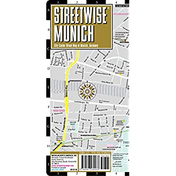 Plan StreetWise Munich