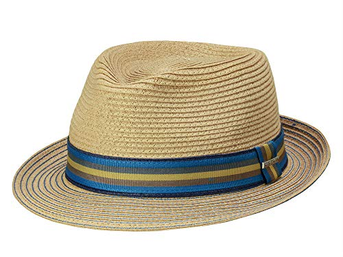 4953c935d Munster Toyo Trilby Hat Stetson trilby straw hat (S/54-55 - nature)