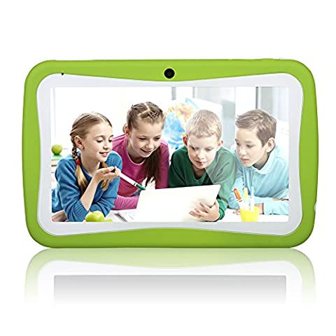 Tablette Android 10 1 - Kivors 7 pouces Enfants Tablette PC 8G
