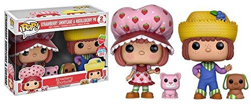 Set 2Figuren Pop. Strawberry Shortcake & Huckleberry Pie Exclusive