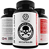 | Death Wish Supplements ANABOLIC Post Cycle | Liver Support |Liver Cleanse Detox