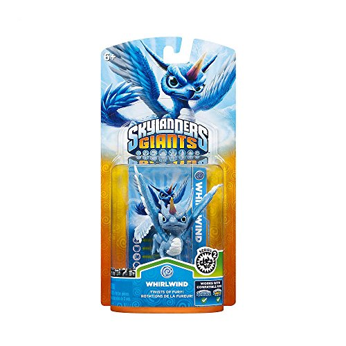 Whirlwind - Skylanders: Giants Single Character (Toy Story Figur Einhorn)