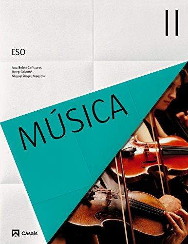 Música II ESO (2015) - 9788421854709