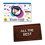 #8: BOGATCHI GIFT IDEAS, CHOCOLATES FOR EXAMS, ALL THE BEST CHOCOLATES, GOOD LUCK WISHES, Exam Time Choco 70 g