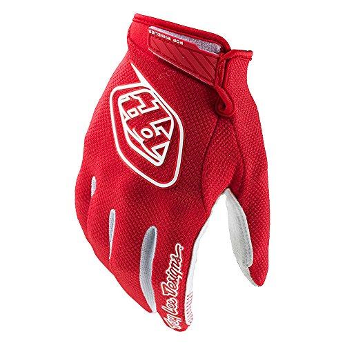 Troy Lee Designs Air Bike Glove red/white 2017 Full finger bike gloves