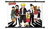 BestPlaceAnime Boruto Anime Wall Scroll Poster (32x26) inches
