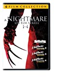 4 Film Favorites: Nightmare on Elm Street 1-4 (A Nightmare on Elm Street, Nightmare on Elm Street 2: Freddie's Revenge, Nightmare on Elm Street 3: Dream Warriors, Nightmare on Elm Street 4: The Dream Master) by Robert Englund