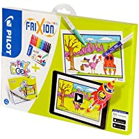 Pilot - FriXion Colors - Feutre - Set FriX Book x 12 - Pointe Moyenne