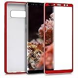 kwmobile Samsung Galaxy Note 8 DUOS Handyhülle - Hülle für Samsung Galaxy Note 8 DUOS Handy Case Cover Silikon Schutzhülle