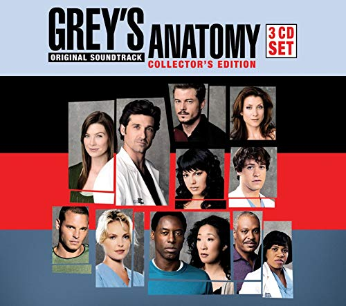 Grey's Anatomy (3 CD Box Set)