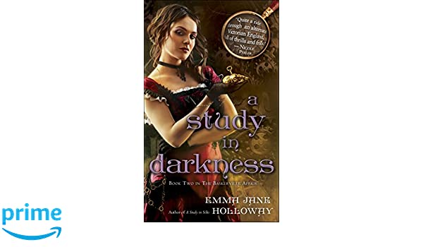 Amazon.fr - A Study in Darkness  Book Two in The Baskerville Affair - Emma  Jane Holloway - Livres fdb9af3a4