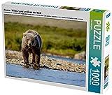 Alaska - Wildes Land am Ende der Welt 1000 Teile Puzzle quer (CALVENDO Orte)