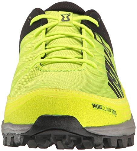De Em Aw17 Inov8 Corrida Sapatos 300 Unissex Preto Trilha Mudclaw 16S8SXHt