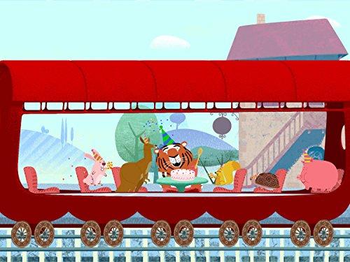 Folge 1 (Zug Kostüme)