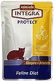 Animonda Integra Protect Sensitive mit Kaninchen und Kartoffeln | Diät Katzenfutter | Trockenfutter bei Futtermittelallergie (4 kg)