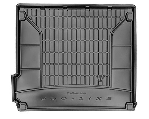 Frogum Kofferraummatte für X5 F15 ab 2013. Maßgefertigte Kofferraumschutz für Dein Fahrzeugmodell.