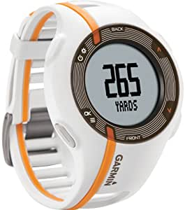 Garmin Golf-Uhr Approach S1 orange GPS-fähig Navigationssystem 0753759995645