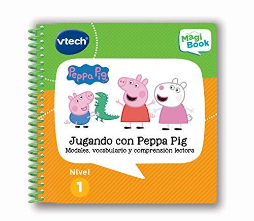 VTech - Libro Jugando con Peppa Pig