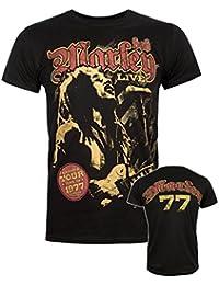Official Bob Marley Exodus Tour Men's T-Shirt