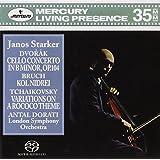 Cellokonzert H-Moll/Rokoko-Variationen (Sacd)