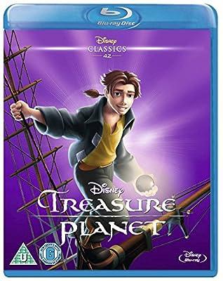 Treasure Planet [Blu-ray] [Region Free]