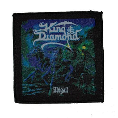 Preisvergleich Produktbild KING DIAMOND - Abigail - Patch / Aufnäher