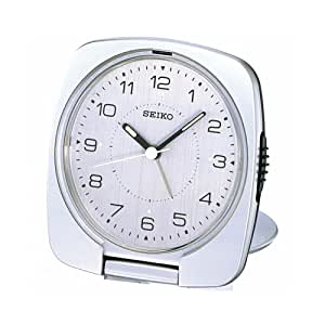 Seiko QXT017A Travel Alarm Clock