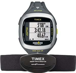 Timex Unisex-Armbanduhr Digital Resin Schwarz T5K743F7